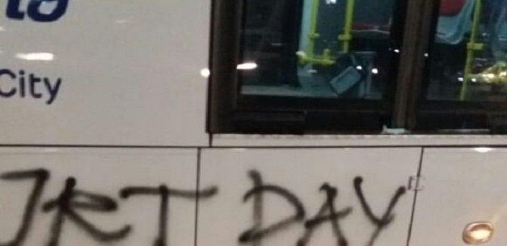 Vandalisme./Foto: jpc