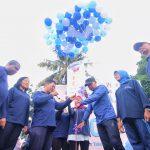 Walikota Bogor Bima Arya di HKN ke 54 (Foto Adi)