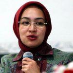 Walikota Tangsel Airin Rachmy Diani.