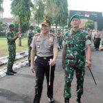 Keluarga Asuh Pererat Kekompakan Yonif 310 - Polres Sukabumi Kota