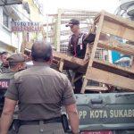 Dilema Satpol PP Kota Sukabumi Soal Relokasi PKL
