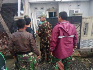 Foto kerusakan akibat angin puting beliung di Rancaekek Bandung (ist)