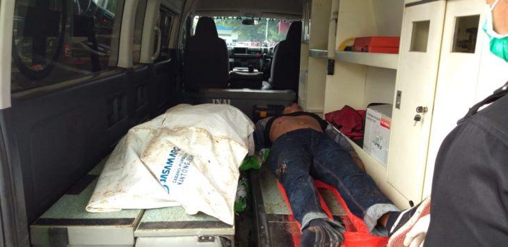 Korban kecelakaan di Tol Cipularang KM 71 Jawa Barat (ist)