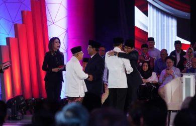 Debat Capres Cawapres pertama digelar KPU di Hotel Bidakara Jakarta (FB)