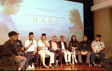Film 'Babe: dari Leiden ke Bekasi' Bakal Angkat Kebekasian