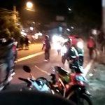 Bentrok antar warga yang disebut di kawasan Ciawi Bogor (ist)