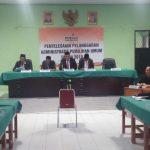 Caleg DPR RI Partai Golkar terbukti lakukan pelanggaran administratif kampanye (kirno)
