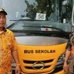 Dishub Masih Kaji Rute Bus Sekolah