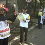 Freeze Mob PKS Kota Bandung