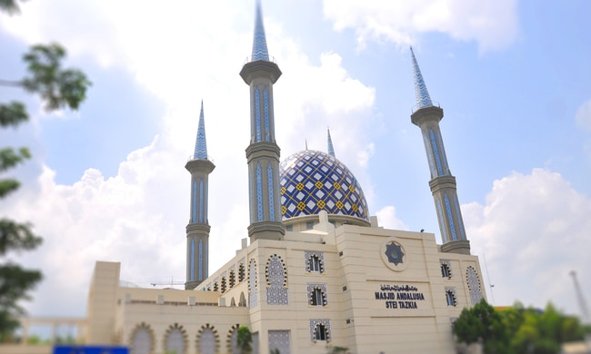 Gedung Andalusia Islamic Centre