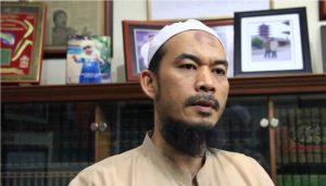 Guru mengaji Prabowo Subianto yang bernama Ustad Sambo (islampos)