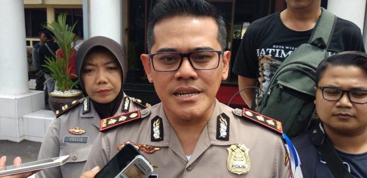Kapolres Cirebon Kota (Ciko) AKBP Roland Ronaldy./Foto: Alwi