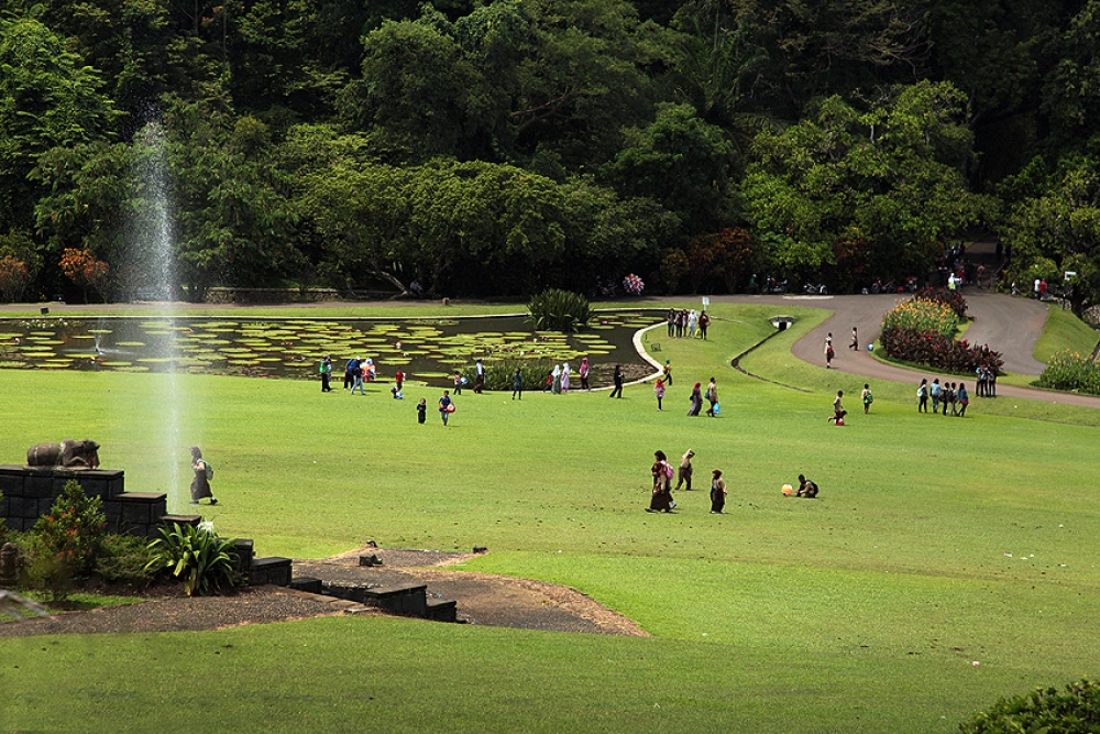 Sejarah Perkembangan Kebun Raya Bogor