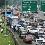Kemacetan Puncak Bogor