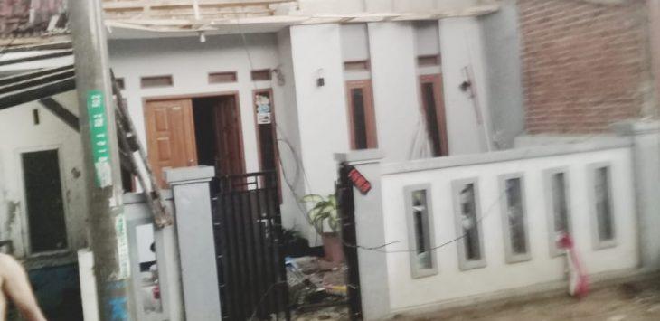 Kerusakan rumah akibat puting beliung yang terjadi di Rancaekek Bandung (ist)