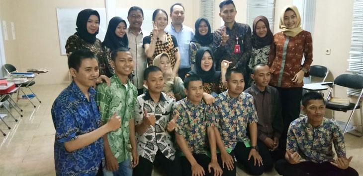 LPK Yuuki Training Center Indonesia Usai Launching di Kantor Terletsk di Desa Bojong, Kecamatan Cilmus, Kuningan