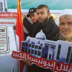 Masjid Istiqlal Indonesia di Gaza Mulai Dibangun