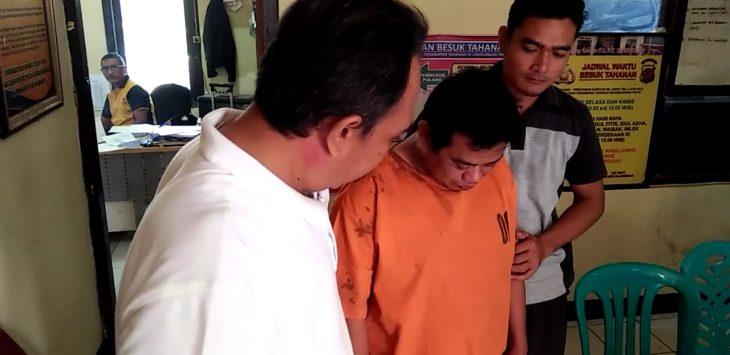 PNS penipu di Cirebon./Foto: Kirno