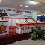 Partai Gerindra Kabupaten Kuningan Gelar Rakorcab