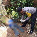 Penemuan mayat lelaki di Cirebon