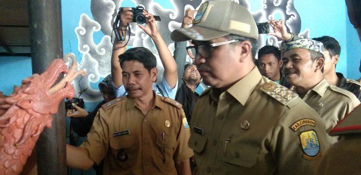 Pj Bupati Cirebon Dicky Saromi./Foto: Kirno