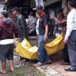 Pria paruh baya asal Karawang yang tewas di rumah kontrakan di Bogor Selatan (adi)