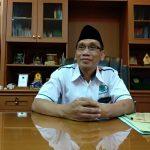 Rektor terpilih IAIN Syekh Nurjati Cirebon periode 2019-2023 Dr Sumanta