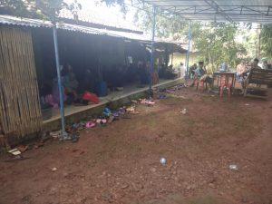 Rumah duka salah satu korban miras oplosan di Cileungsi Bogor (doni)