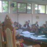 Sidang korupsi proyek Meikarta yang menghadirkan saksi Sekda Jabar Iwa Karniwa (arif)