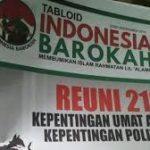 Tabloid Indonesia Barokah yang beredar di Kuningan Jawa Barat (pay)