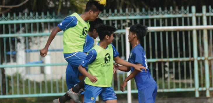 Tim U-16 yang sedang dibentuk akan didominasi pemain lulusan Akademi Persib. Tim ini menjadi cikal bakal Persib U-16 yang akan turun di kompetisi Elite Pro Academy 2019. Ist