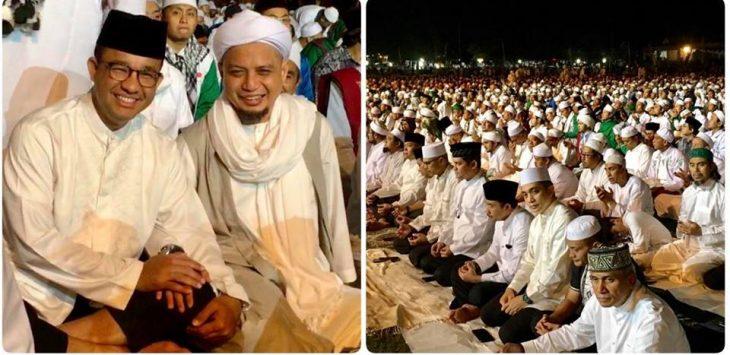 Ustad Arifin Ilham ketika sehat (Fb)