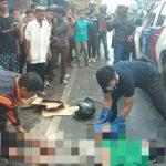 Warga Balumbang Jaya yang tewas terlindas truk di Cibanteng Ciampea Bogor (ist)