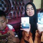 Meli Rahmawati, istri Bos Tekstil Bandung Ujang Nuryanto (ist)