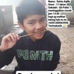 Anak hilang di Bogor