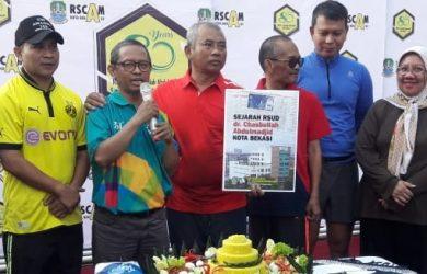 Buku Sejarah RSUD Kota Bekasi Resmi Terbit