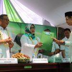 Bupati Bogor Ade Yasin pada acara Rebo Keliling (Boling) (rishad)