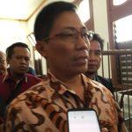 Bupati Cirebon non aktif Sunjaya Purwadisastra di PN Tipikor Bandung (arif)