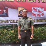 Dandim 0606 Kota Bogor Letkol Czi Aji Sujiwo (ist)