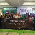 Deklarasi mendukung Jokowi-Ma'ruf Amin untuk wilayah Bogor Raya (ist)