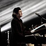 Dul Jaelani menangis menggantikan ayahnya Ahmad Dhani di konser Dewa 19 (instgrm)