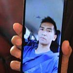 Foto Ujang Nuryanto yang diperlihatkan istrinya di Bandung (detik)