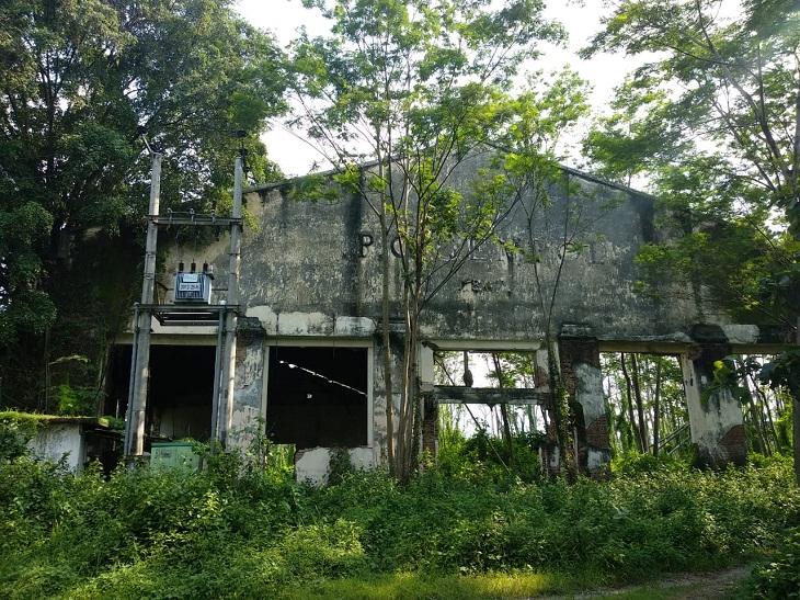 Gedung pabrik gula Gempol