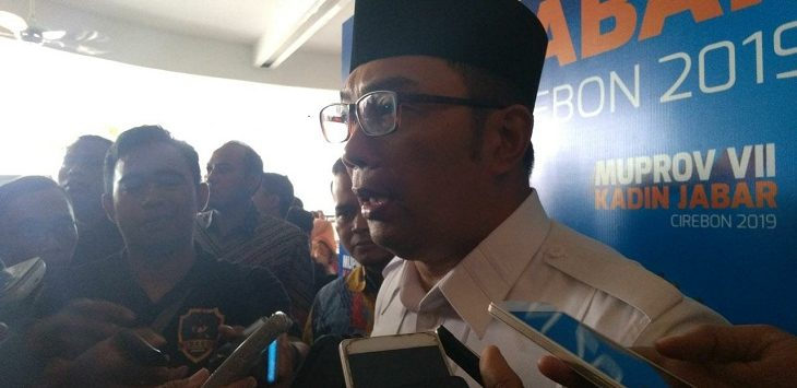 Gubenur Jawa Barat Ridwan Kamil./Foto: Istimewa