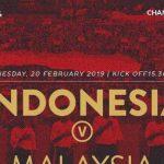 Timnas Indonesia U-22 vs Malaysia Piala AFF 2019 (ist)