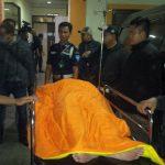 Jambret spesialis kaca mobil yang ditembak mati polisi di Cikawao Kota Bandung (arif)