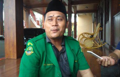 Johan Sekum DPW GP Ansor Jawa Barat (yon)