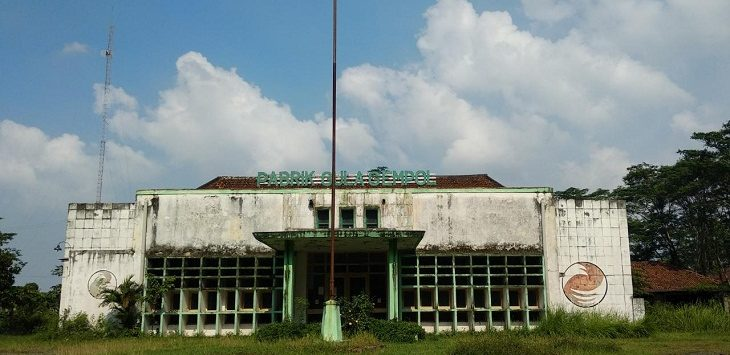 Kantor Pabrik Gula Gempol./Foto: Alwi