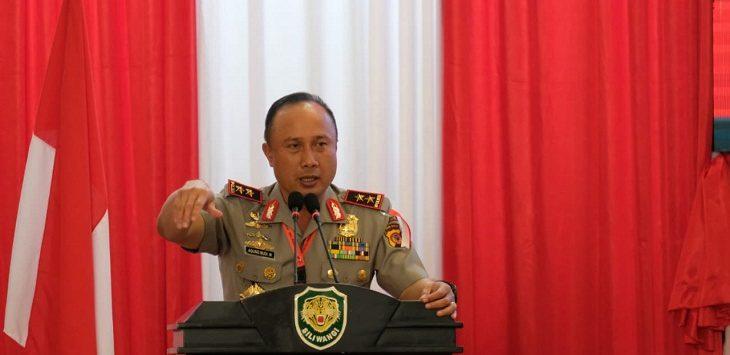 Kapolda Jabar Irjen Pol. Drs. Agung Budi Maryoto./Foto: Arief
