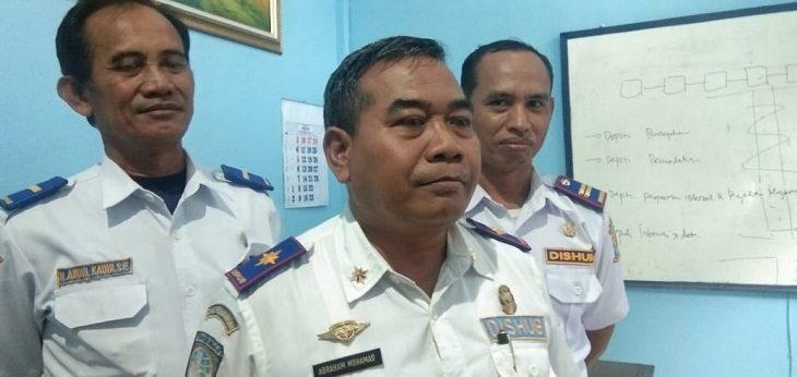 Kepala Dinas Perhubungan (Dishub) Kabupaten Cirebon Abraham Muhammad./Foto: Kirno